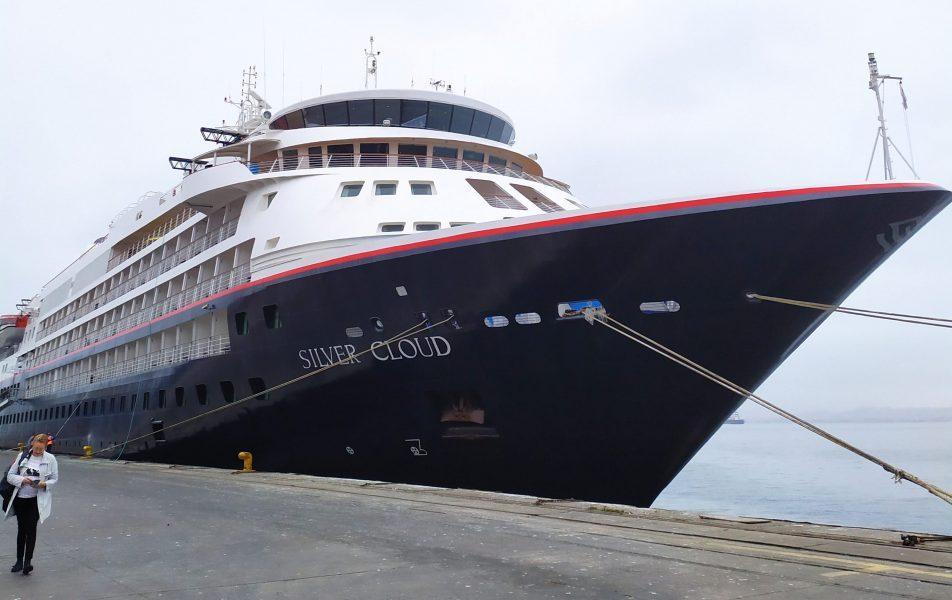 Puerto de Coquimbo recibe recalada de Silver Cloud - PortalPortuario