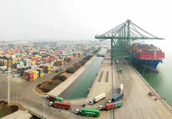 Importación de soja en Puerto de Tianjin aumenta 66,9% de enero a abril