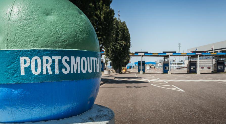 Reino Unido: Puerto de Portsmouth es reconocido por sus protocolos sanitarios Covid-19