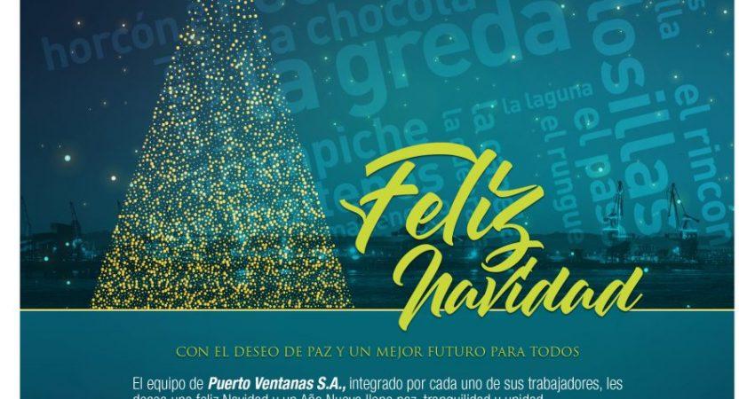 Saludo Navidad comunidad