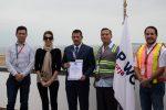 Ecuador: DP World Posorja obtiene certificación BASC