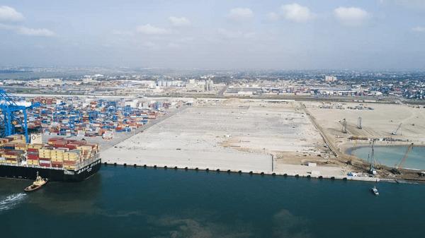 Ghana: Finaliza primera etapa de expansión del Puerto de Tema