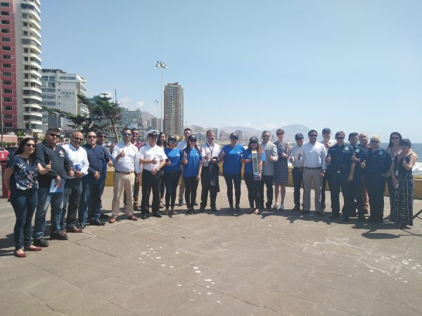 """ATI y Desierto Azul lanzan campaña """"#PorUnBordeCosteroSinColillas"""""""