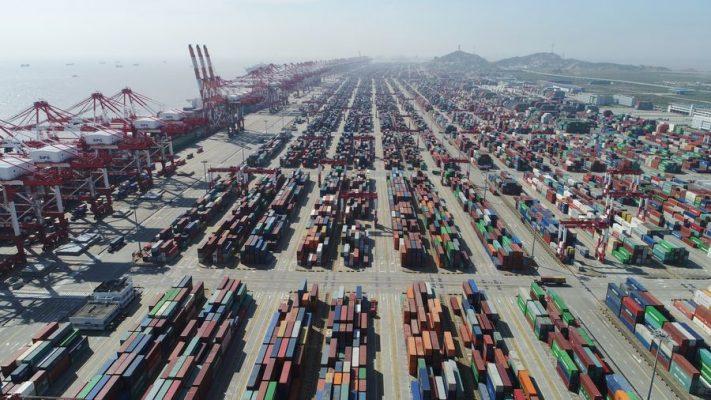 Exportación de contenedores desde China evidencia alza durante enero
