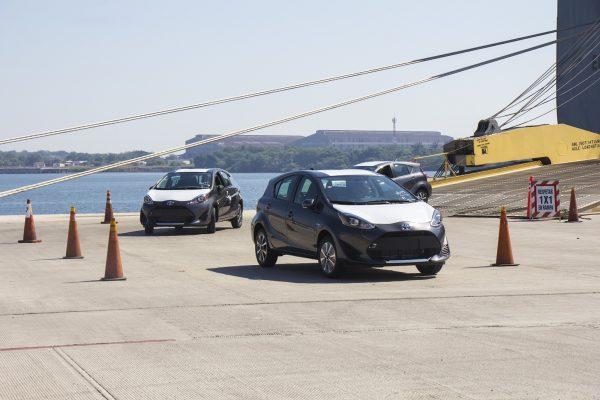Puertos mexicanos movilizan 4,2% menos vehículos en enero