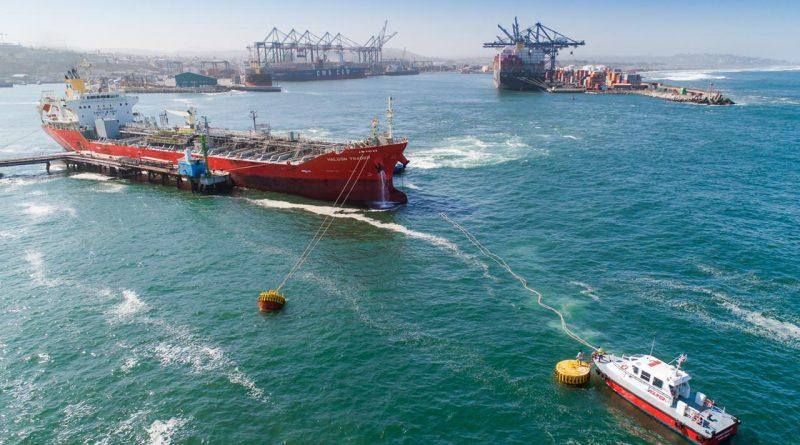 Puerto San Antonio incrementa en 14,6% la transferencia de granel líquido  respecto a 2019 - PortalPortuario