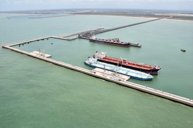 Porto do Açu é o primeiro porto do Brasil a obter certificação internacional EcoPorts