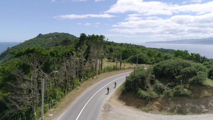 Portuaria Corral y municipio llevan cuatro años con sistema gratuito de préstamo de bicicletas