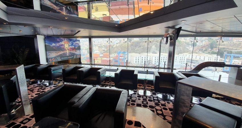 Crucero MSC Magnifica Valparaiso TPS (1)