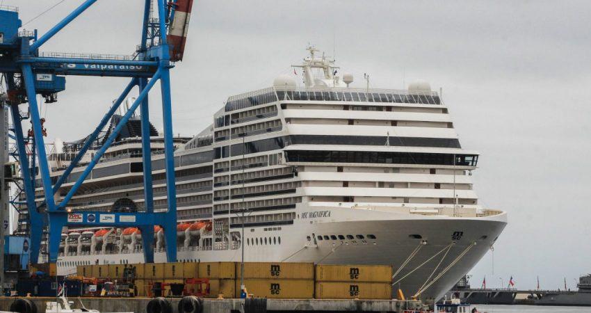 Crucero MSC Magnifica Valparaiso TPS (3)