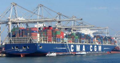 Guerra comercial y la piratería golpean a la industria naviera europea
