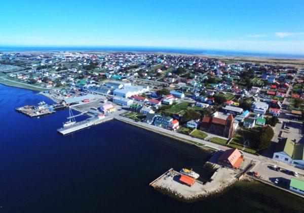 Gobierno de Falkland Islands construirá nuevo puerto en Puerto Stanley