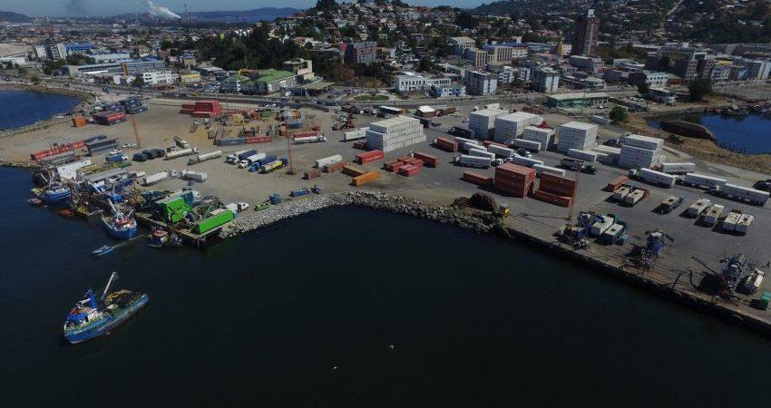 Puerto Talcahuano post reconstrucción 5