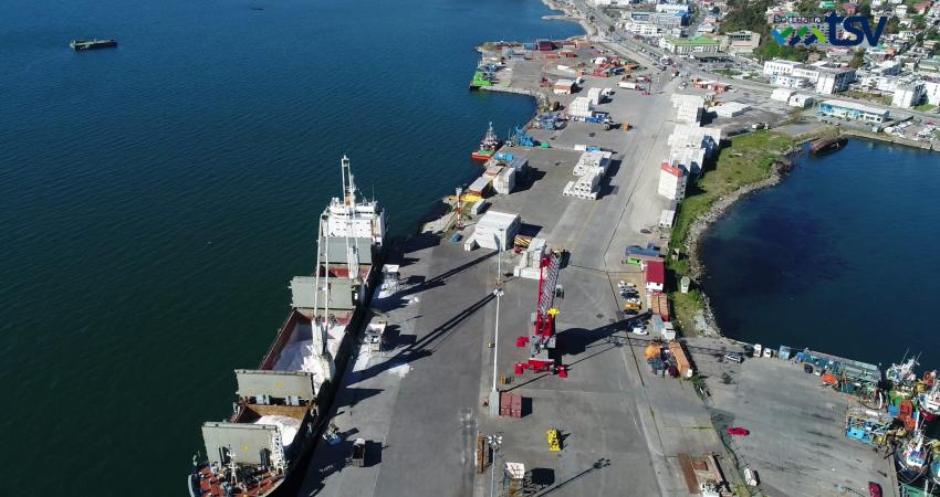 Puerto Talcahuano post reconstrucción 6