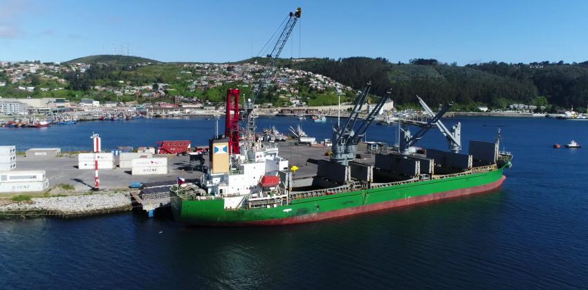 Puerto Talcahuano post reconstrucción 7