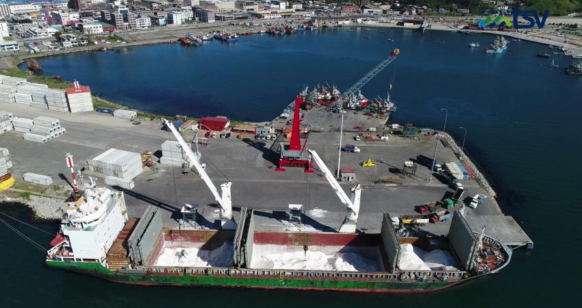 Puerto Talcahuano post reconstrucción 8