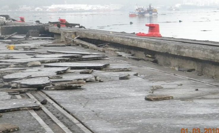 Puerto Talcahuano post terremoto 11