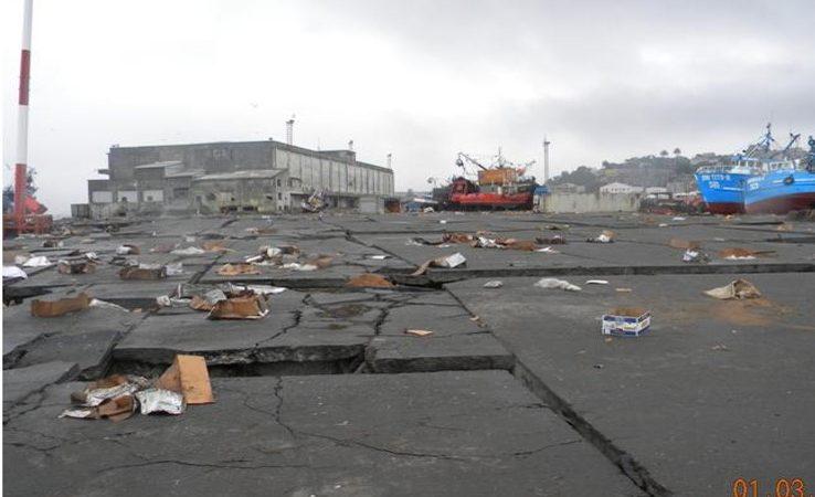 Puerto Talcahuano post terremoto 3