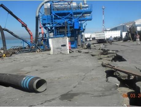 Puerto Talcahuano post terremoto 4