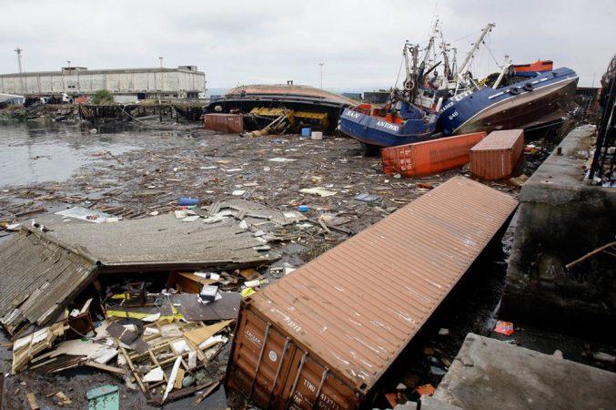 Galería: Así fue reconstruido Puerto Talcahuano tras el terremoto del 27F