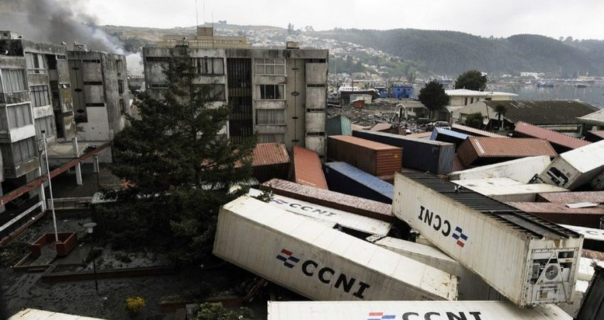 Puerto Talcahuano post terremoto 7