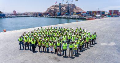 Terminal Puerto Arica lanza nuevo Reporte de Innovación correspondiente a gestión realizada en 2019