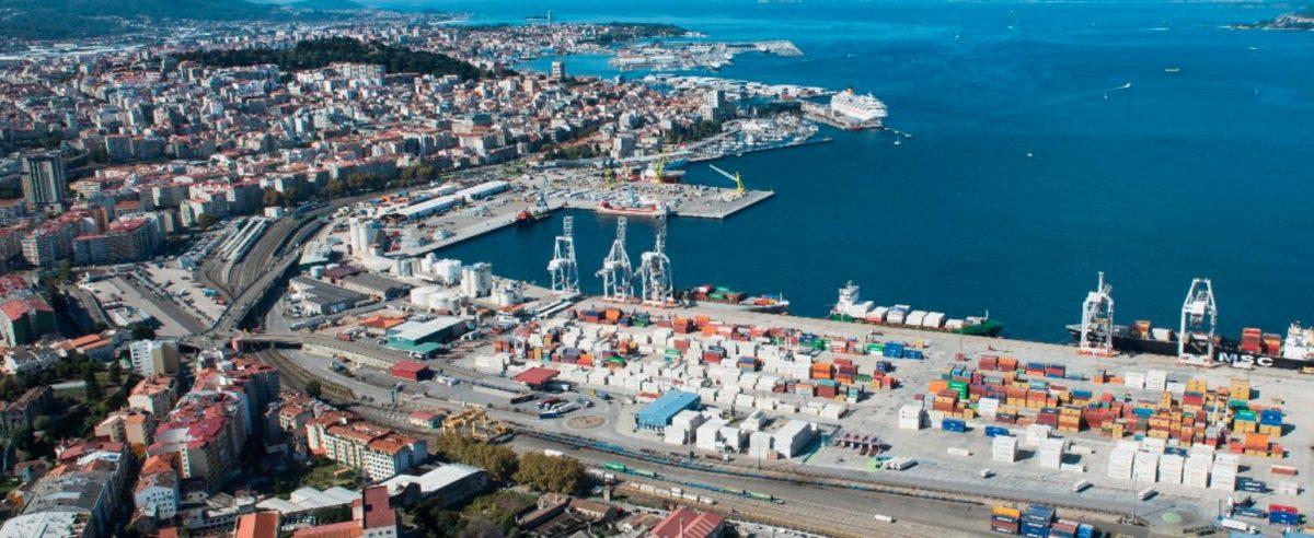 Autoridad Portuaria de Vigo extrema medidas preventivas por Covid-19