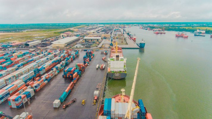 Konecranes entregará 20 grúas RTG para APM Terminals en Nigeria