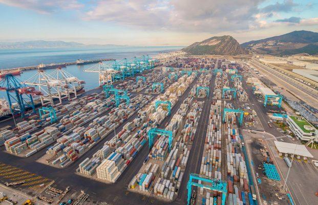 APM Terminals supera el millón de TEU en su instalación de Tanger Med 2