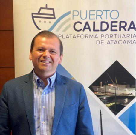 """Christopher Aliste: """"El impacto de los puertos en la reactivación económica en tiempos de coronavirus"""""""