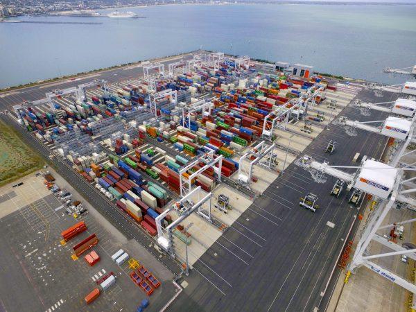 Australia: Kalmar firma su mayor acuerdo de entrega de repuestos para VICT