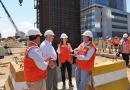 Viaducto que facilitará ingreso de camiones a Puerto de Montevideo terminará de construirse en 2021