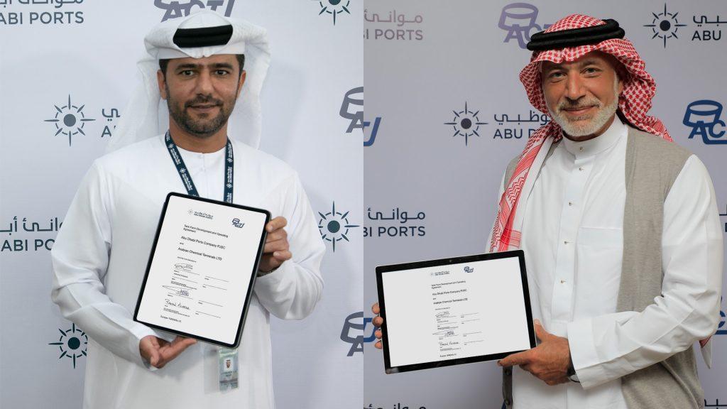 Abu Dhabi Ports construirá su primera terminal de almacenamiento de líquidos a granel en Khalifa Port