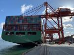 Puerto de Los Ángeles llega a 954 mil TEU manejados en agosto