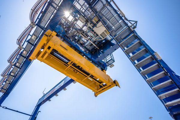 Kalmar entregará seis grúas RTG a la Autoridad de Puertos de Tanzania