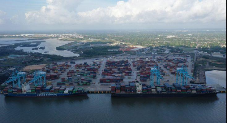EE.UU.: APM Terminals Mobile completa la tercera fase de su proyecto de expansión