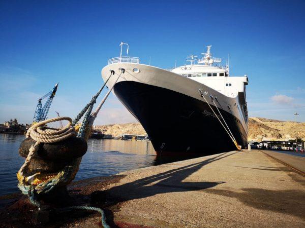 Saga Cruises recibe acreditación de seguridad Covid-19 de Lloyd's Register
