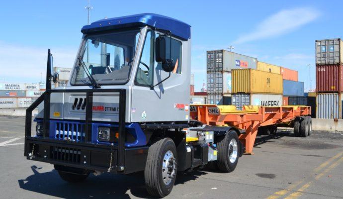 Kalmar proporcionará 36 tractocamiones a SSA Marine en Panamá y México