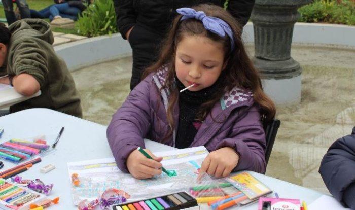 Puerto Valparaíso y Museo Baburizza lanzan concurso de pintura infantil para promover autocuidado frente al Covid-19