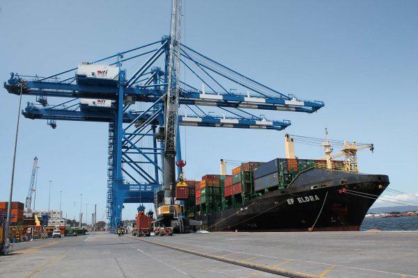 Carga movilizada en puertos del Bio Bio sube 4,1% en mayo