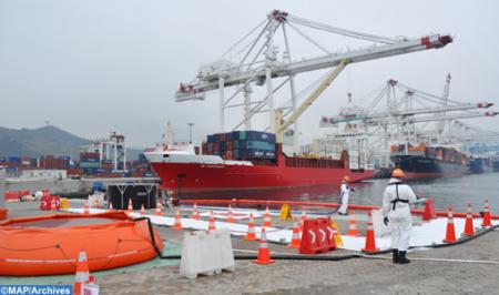 Puertos de Marruecos movilizan 3.5 millones de toneladas de cereales a fines de abril