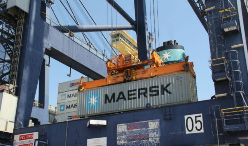 Maersk verá caída de 15% en movimiento de contenedores desde y hacia México  este 2020 - PortalPortuario