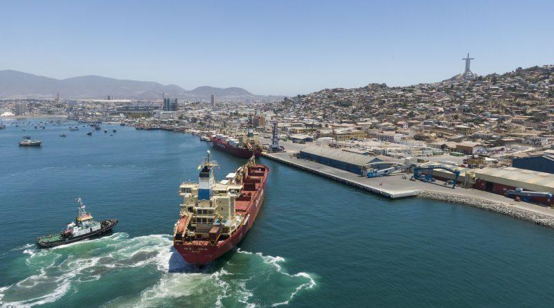 Exportaciones de Región de Coquimbo suben 68,9% en abril