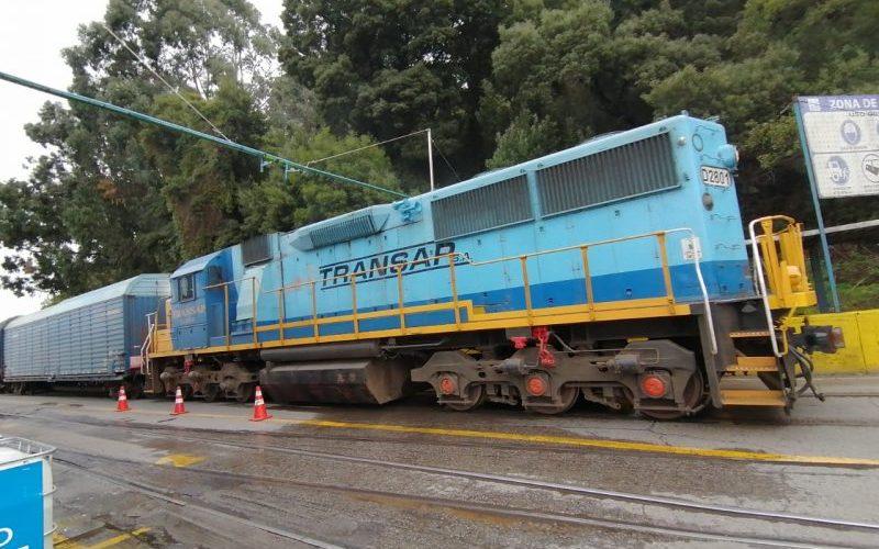 Sanitizado de trenes SVTI (2)