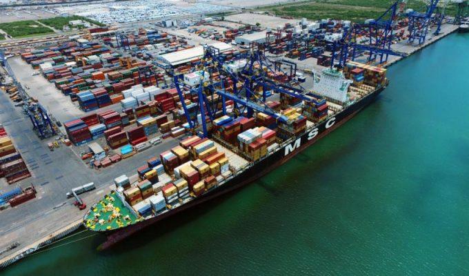 Puertos mexicanos pierden 7% del movimiento de contenedores en primer cuatrimestre