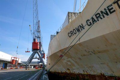 Puerto de Rotterdam ve incremento en importaciones de fruta por Covid-19 -  PortalPortuario