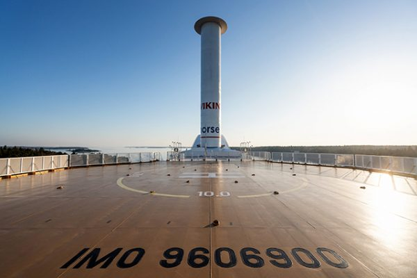 ABS publica guía para instalación de sistemas auxiliares de propulsión eólica