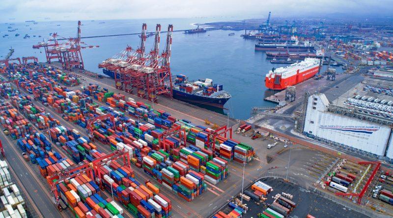 Puerto del Callao implementa sistema de señalización inteligente para el  desplazamiento de embarcaciones - PortalPortuario