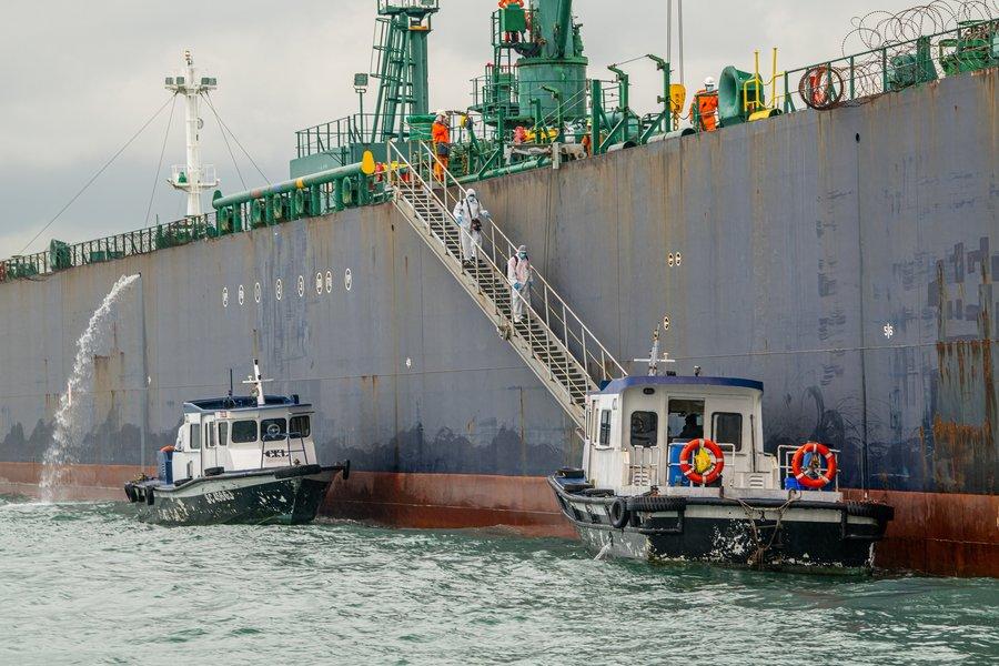 Panamá hace llamado urgente a Gobiernos para permitir cambios de tripulación