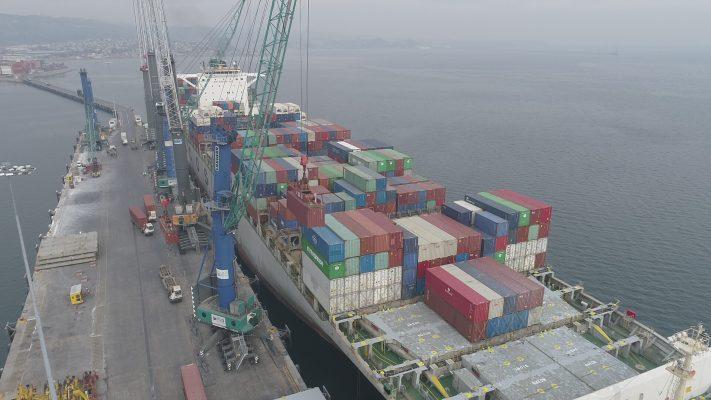 Seremi de Economía del Bio Bio destaca alza en manejo de carga portuaria